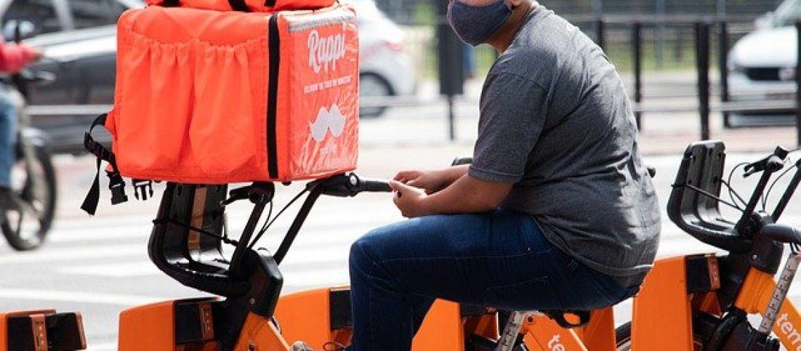 אופניים חשמליים למשלוחים